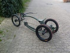 another very mutant trike