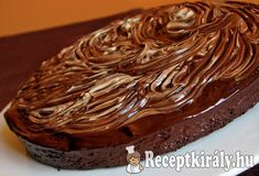 Gyors csokitorta   Receptkirály.hu Pie, Desserts, Food, Torte, Tailgate Desserts, Cake, Deserts, Fruit Cakes, Essen
