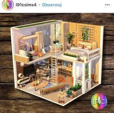 The Sims 4 Lots, The Sims 4 Pc, Sims Four, Sims Cc, Sims 4 House Plans, Sims 4 House Building, Sims 4 House Design, Tiny House Design, Minecraft Banner Designs