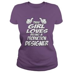 Being A Production Designer T-Shirts, Hoodies. Check Price ==> https://www.sunfrog.com/Jobs/Being-A-Production-Designer-Shirt-Purple-Ladies.html?id=41382