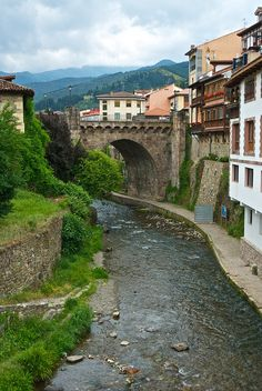 Potes, Cantabria, Spain.