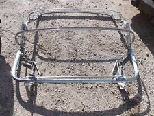 1955 1956 Ford thunderbird T Bird Convertible top frame Chrome Plated