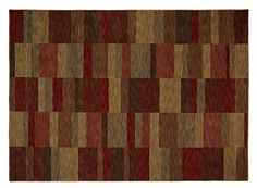 Symmetry Area Rug | You'll find harmony in this area rug.  #RaymourAndFlanigan