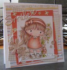 Made by Alina: Carnation Penny