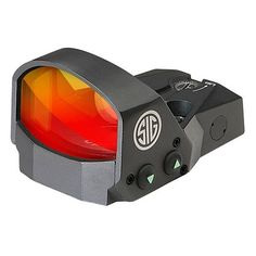 Sig Sauer: mm Miniature Reflex Sight - 3 MOA (BLK) for sale at Sportsman's Outdoor Superstore. Ar Optics, Red Dot Optics, Red Dot Scope, Sig Sauer P226, Red Dot Sight, Hunting Scopes, Shooting Guns, Rifle Scope, Red Dots