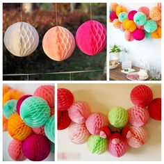 25CM 10'' Tissue Paper Pom Poms Honeycomb Ball Lantern Wedding Party HomeTable Decor. Are you looking for gorgeous products to make your party pop? Paper Fan pom poms,  decorating for celebrating and easy entertaining! Ideal to use for wedding decoration,  party,  shops and can also be used to decorate the studio and as props. Just expand it and hang with white string,  convenient to layout,  unique design and fashionable bright colors! Description:  Material:  Paper Color:  16 Colors…