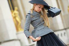 Haute Couture 2015: lo street style da Parigi