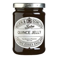 Quince Jelly - just ran out of this stuff... must remember the brand! Delicious!