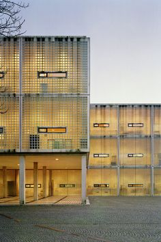 Academy of Art & Architecture | Maastricht, the Netherlands |  Wiel Arets Architects