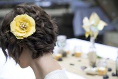 Short hair bride represent!