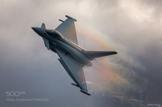 Eurofighter Typhoon FGR.4 by PeterEliasson