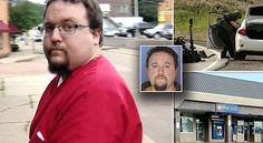 VOC NEWS: Pittsburgh Man Admits To Robbing Bank With Sex Toy...