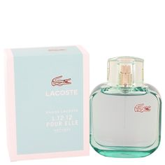 New #Fragrance #Perfume #Scent on #Sale  Lacoste Eau De Lacoste L.12.12 Natural by Lacoste 3 oz EDT Spray TESTER - This fragrance was released in 2015.  A fruity floral bouquet with a crisp natural feel to it.  Like a soft summer breeze on a sunny day.. Buy now at http://www.yourhotperfume.com/lacoste-eau-de-lacoste-l-12-12-natural-by-lacoste-3-oz-edt-spray-tester.html