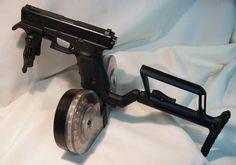 Full auto Glock 18 9mm
