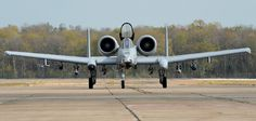 USAF A-10C Thunderbolt from the 47th Fighter Group. 2011