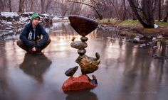 Impossibly Balanced Rock Formations That Defy Gravity by Michael Grab