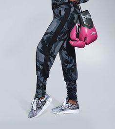 Bas de sport femme pantalon leggings multicolor qualité BAS BLEU Athena S M L XL