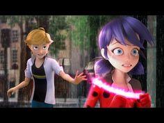 Miraculous Ladybug Speededit: - Ladybug, please wait! | Ladybug is Marinette Reveal Sad Adrien - YouTube