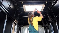 How to Convert a Work Van into Your Own DIY Camper Van!