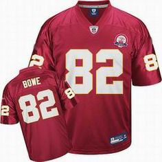 Buy Kansas City Chiefs #82 BOWE Red Jersey 09 style Sale