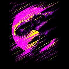 Rising T Rex T Shirt By Albertocubatas Design By Humans Jurassic World Dinosaurs, Jurassic Park World, Dinosaur Wallpaper, Spinosaurus, Dinosaur Art, Prehistoric Creatures, Star Wars Art, T Rex, Comic Art