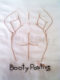 Beautiful needle point with lady curves