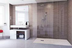Homeplaza - Leistungsstarke Absaugpumpe die ideale Lösung für bodengleiche Duschen - Kraftvoll geht es Schmutzwasser an den Kragen