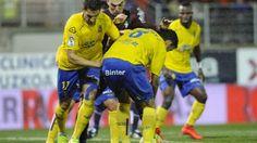 TIEMPO DE DEPORTE: La U.D.Las Palmas coge oxigeno ante el Eibar (0-1)...
