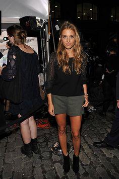 Hi. I'm obsessed w/ Charlotte Ronson & her clothing line.