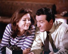 The Avengers Steed & Mrs Peel  (Patrick Macnee &... - I Love The Golden Oldies