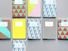 Patterned Planner by Present @Luvocracy |