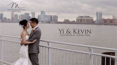 Yi & Kevin: Lighthouse at Chelsea Piers by Michael Justin Films. The beautiful wedding of Yi & Kevin from Manhattan's Lighthouse at Chelsea Piers. Wedding Cinema by Michael Justin Films