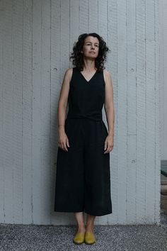 In the Folds jumpsuit