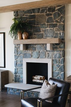 7 Exciting Grey Stone Fireplace Images Drive Way Fire Places Diy