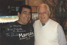 The legendary Tommy Lasorda w/ Marco