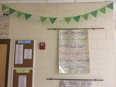 Ms. Winter's Campground : Additcted To Anchor Charts!