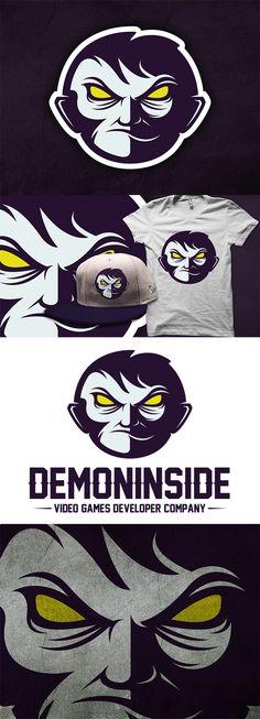 Demon Inside (On Sale Logo) on Behance