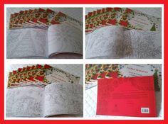 LANÇAMENTO - ENTREGA IMEDIATA <br>ALEGRIA, ALEGRIA...VAMOS COLORIR, É NATAL! <br>73 DESENHOS PARA COLORIR: NATAL MÁGICO, feito com muito carinho!! . Favor colocar endereço e CEP, para calculo frete. <br>Papel - 150g <br>ROSE CANAZZARO - Artista plástica, escritora e designer, lança em Dezembro o livro de colorir NATAL MÁGICO. Rose tem durante os últimos anos apresentado sua arte em Bienais e Mostras Internacionais por toda Europa e América. Representando o Brasil, já recebeu diversos…