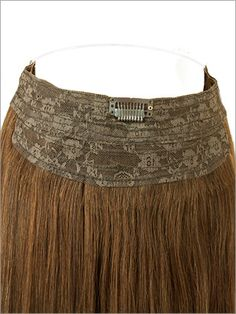 """HH Flip-In Extensions (Straight) - 18"""" Layered Remy Human Hair (#F4/33) - Lord & Cliff - Lordandcliff.us"""