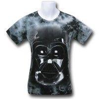 Star Wars Big Face T-Shirts - Darth Vader