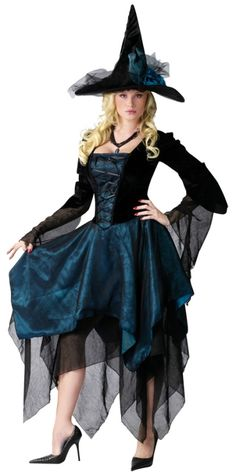 Magical Witch Costume - Adult Costumes