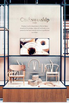 - interior design - retail experience - retail design - interior architecture - showroom - branding - visual identity - My Website 2020 Thrift Store Furniture, Furniture Catalog, Furniture Showroom, Refurbished Furniture, Farmhouse Furniture, Furniture Layout, Home Decor Furniture, Furniture Projects, Cool Furniture