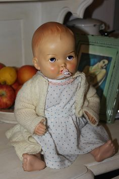 Bought this doll for just 5 swiss francs!