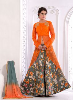 http://www.sareesaga.in/index.php?route=product/product&product_id=22255 Work : Embroidered Resham Work Style : Salwar suit Shipping Time : 10 to 12 Days Occasion : Party Festival Fabric : Net Colour : Orange For Inquiry Or Any Query Related To Product, Contact :- 91-9825192886, +91-7405449283
