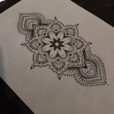 Image result for mandala back tattoo