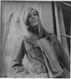 Yves Saint Laurent's Muses: Betty Catroux, Loulou de la Falaise, and More