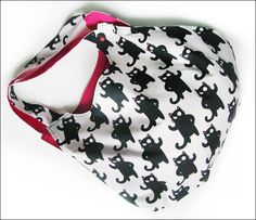 Kitty Bags | Catsu The Cat