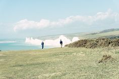 Walk with a view with kids Seven Sisters