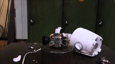 (Video) - Can you crush blender or blend hydraulic press?