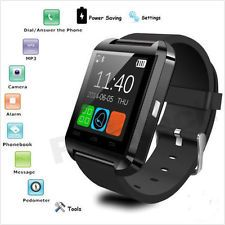 Bluetooth Smart Wrist Watch Phone Mate FOR IOS Android Iphone Samsung HTC LG | eBay